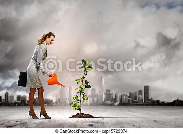 환경, 보호 - csp15723374