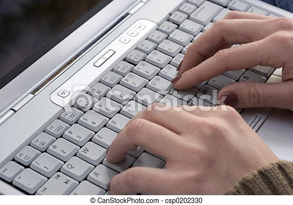 휴대용 컴퓨터 - csp0202330