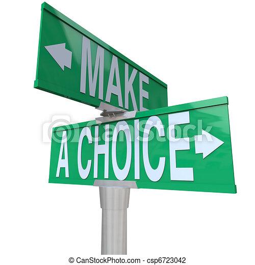 -, 作りなさい, 両方向である, 選択肢, 選択, 通り, ∥間に∥, 2, 印 - csp6723042