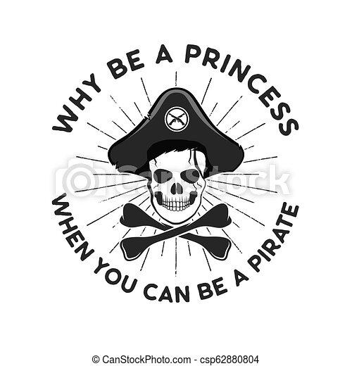 -, bestand, logo, prinsesje, knippen, witte , wanneer, vrijstaand, u, zeerover, liggen, zijn, noteren, achtergrond, pirate., waarom, schedel, sunbursts, svg, emblem., vector, groenteblik - csp62880804