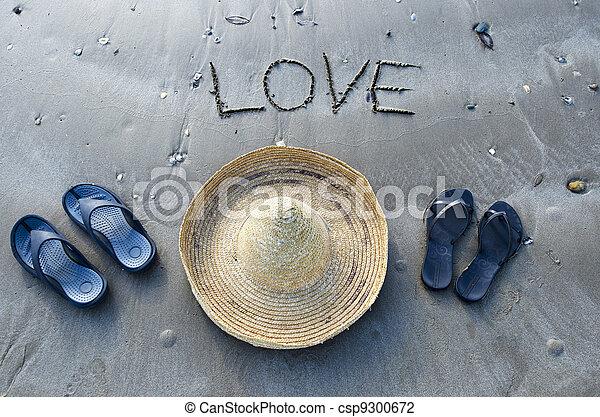 -, foto, concepto, amor, relación - csp9300672