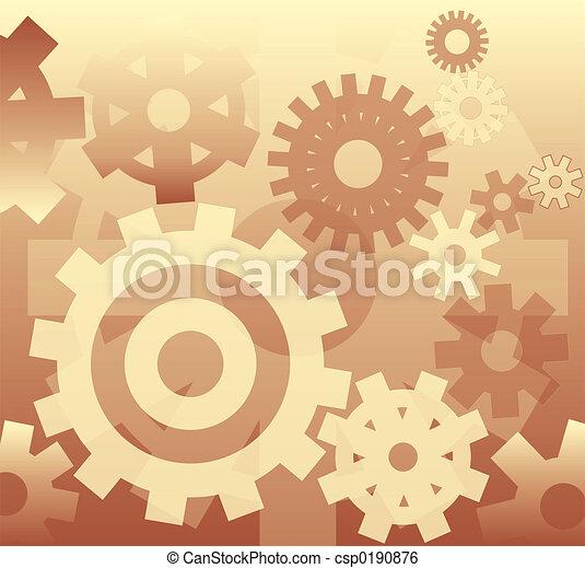 Mecanismo - csp0190876