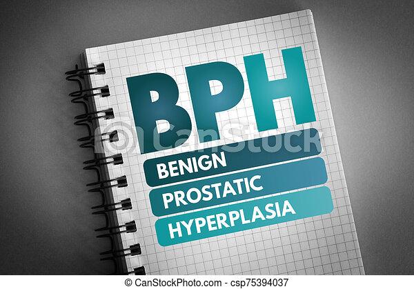 abreviatura de hipertrofia prostática benigna
