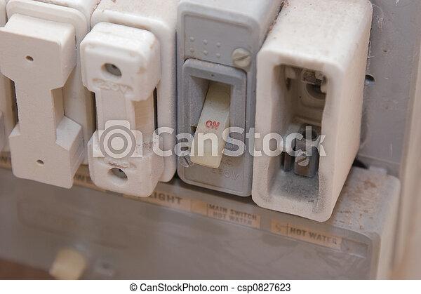 Renovaciones, tablero de energía - csp0827623