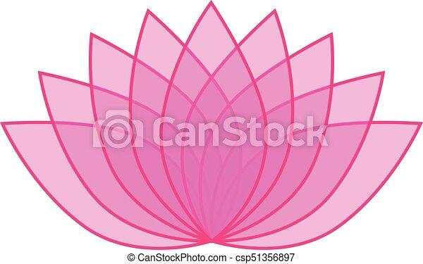 00039 pink transparent lotus flower icon logo on white eps 00039 pink transparent lotus flower icon logo on white background illustration 1eps mightylinksfo Choice Image