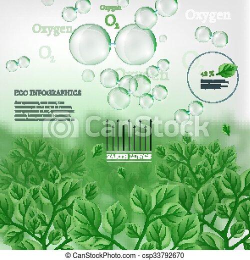 02, bio, 木, infographics - csp33792670