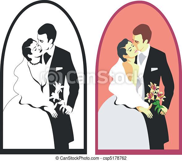 couleur 02 couple mariage. Black Bedroom Furniture Sets. Home Design Ideas