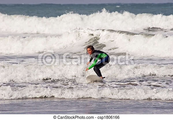 02, mec, surfeur - csp1806166