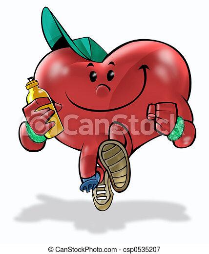 02, saúde coração - csp0535207