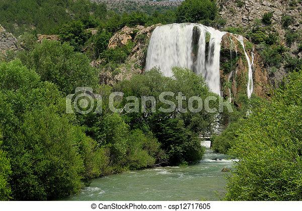 Cascada Krcic 03 - csp12717605