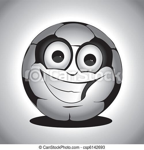 1 サッカー セット 特徴 灰色 ボール かわいい 床 サッカー 図画