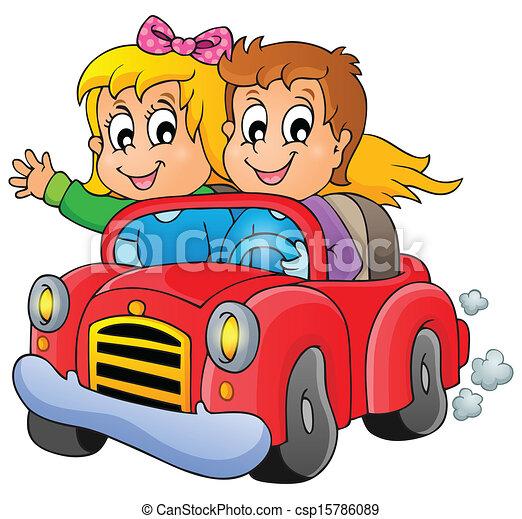 1, 自動車, 主題, イメージ - csp15786089