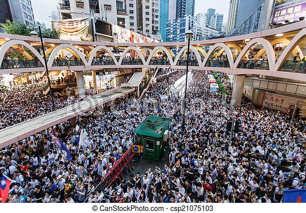 1 de julio de 2014 protesta - csp21075103