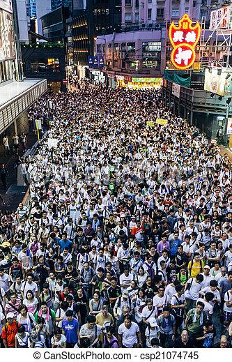 1 de julio de 2014 protesta - csp21074745