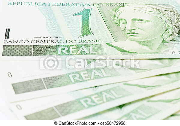 1 BRL currency - csp56472958