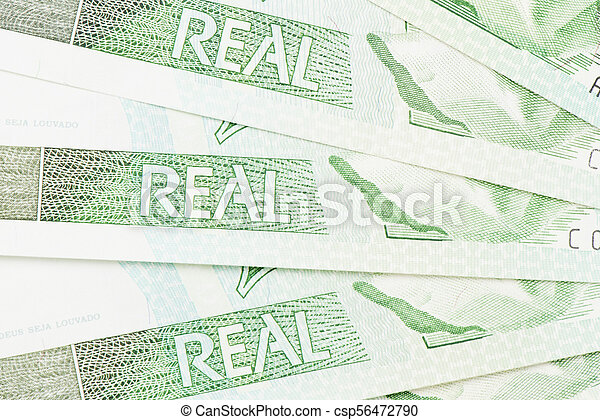 1 BRL currency - csp56472790