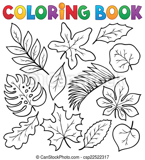 Groß Eine Färbung Blätter Galerie - Ideen färben - blsbooks.com