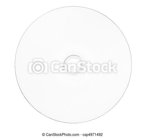 Disco vacío 1 - csp4971492