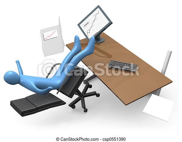 Error en el negocio número uno - csp0551390