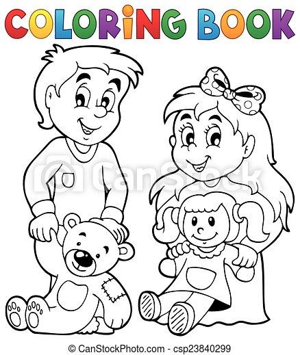 Erfreut Bild Für Die Färbung Für Kinder Bilder - Framing Malvorlagen ...