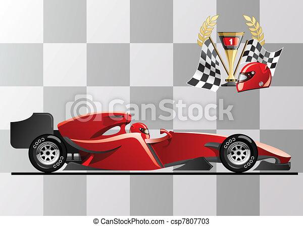 Formula 1 - csp7807703