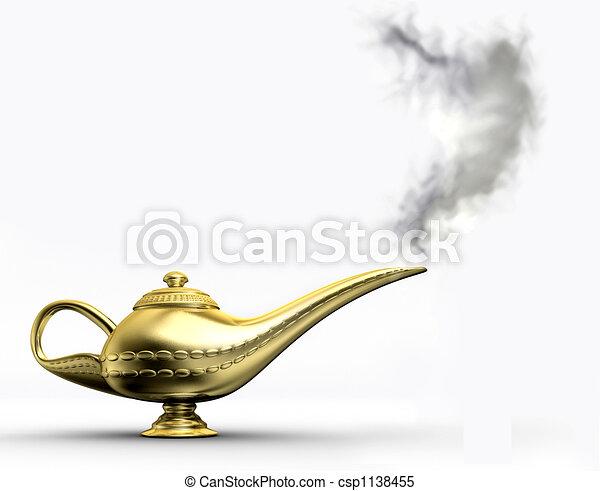 1 Lampe Aladin