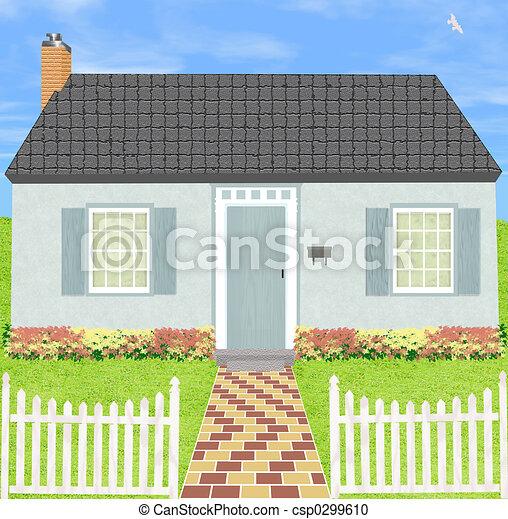 1, maison - csp0299610