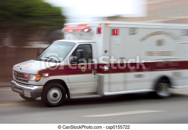 #1, mentőautó - csp0155722
