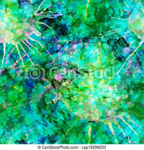 10, abstratos, pattern., seamless, eps, vetorial - csp19299233