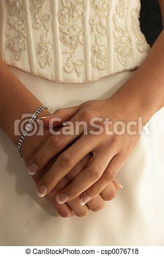 #10, handen - csp0076718