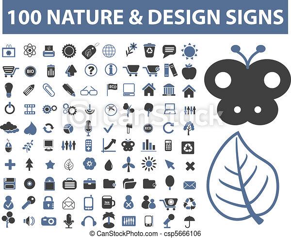 100 nature  - csp5666106