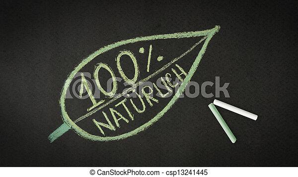 100 Percent Natural - csp13241445