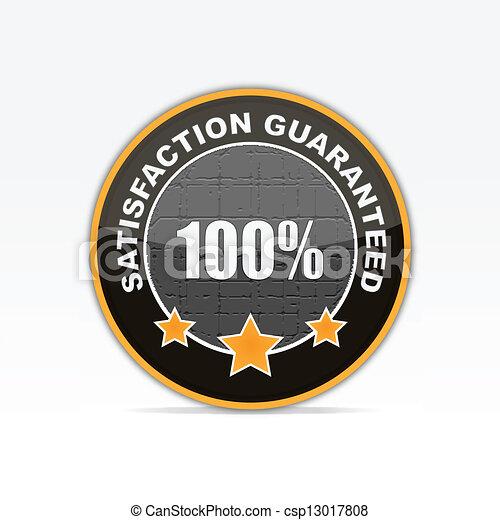 100% Satisfaction guaranteed - csp13017808