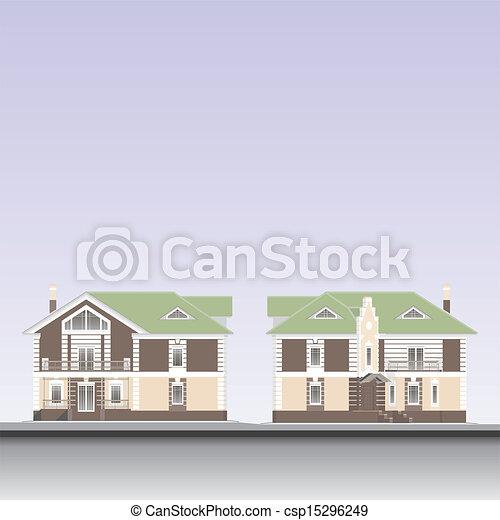 1000 Mansion01 - csp15296249