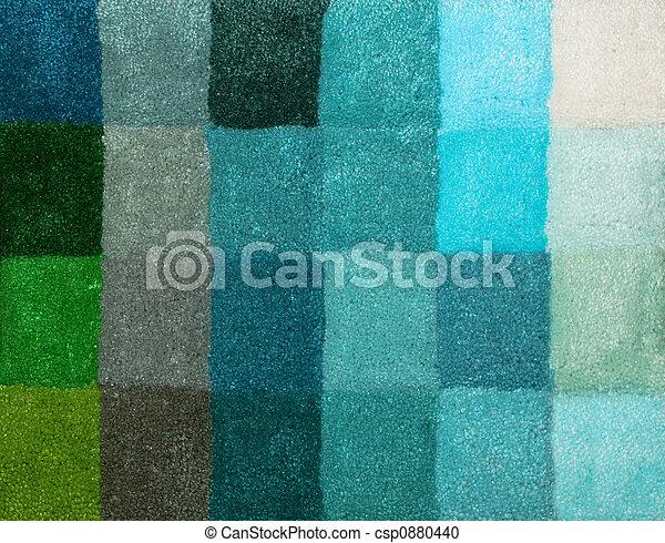 11 couleurs moquette cueilleur palette couleur textile tissus moquette