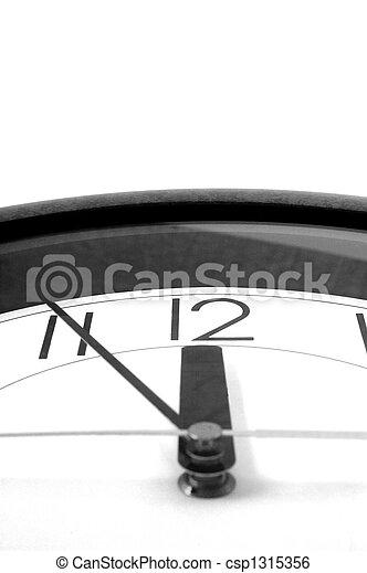 12, 時計 - csp1315356