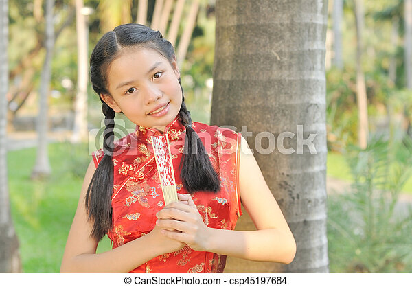 asian female Old