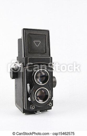 120 old camera - csp15462575