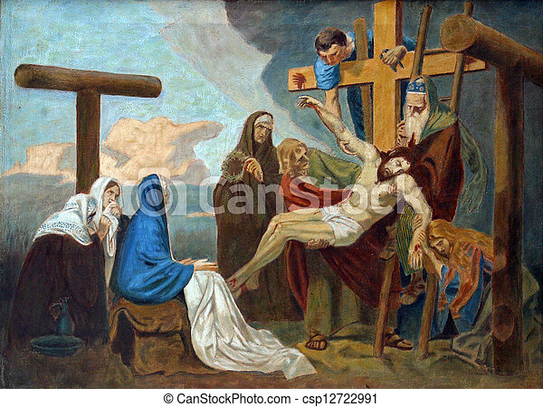 professional sale authentic quality united states 13th Station of the Cross