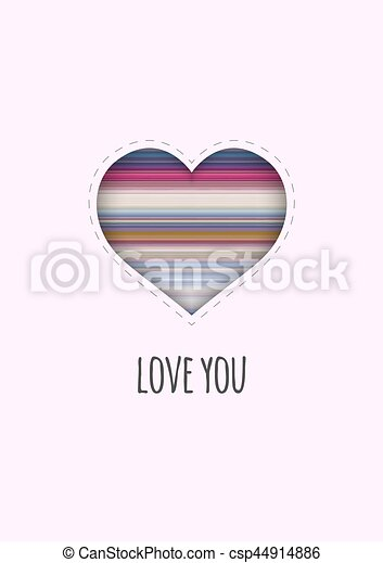 14 february greeting card, happy valentines day, stretched pixels ...