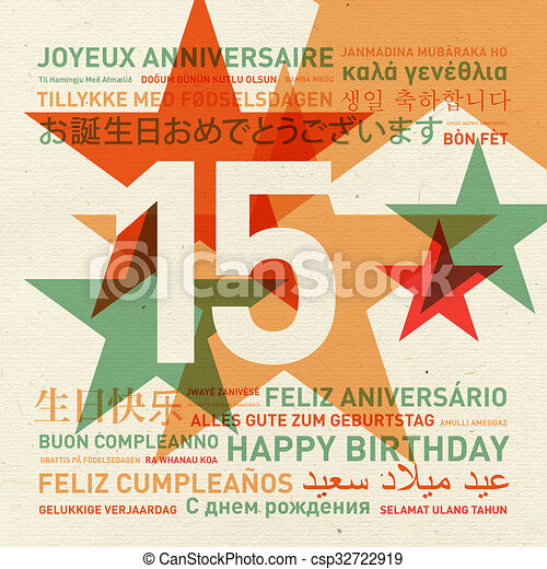 Drawings of Happy 15th birthday card Happy 15th birthday – 15th Birthday Cards