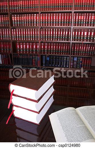 #19, livres, légal - csp0124980