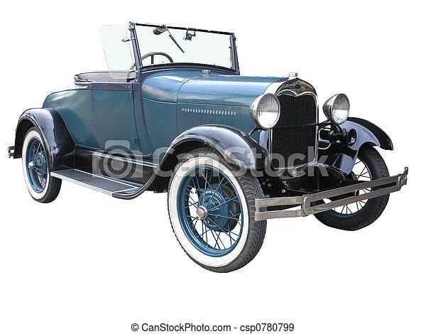 1928, modèle, roadster, ford - csp0780799