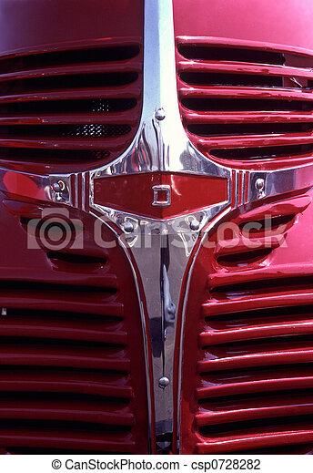 1938 Dodge Truck Grille - csp0728282