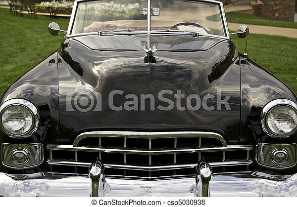 1950s Luxury Convertable 4 - csp5030938