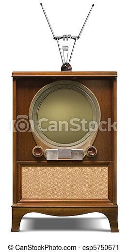 1952 television set - csp5750671