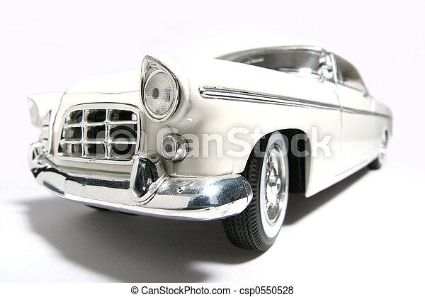 1956 classic US car - csp0550528