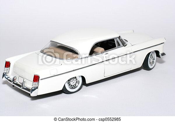 1956 classic US car - csp0552985