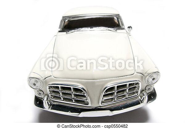 1956 classic US car - csp0550482