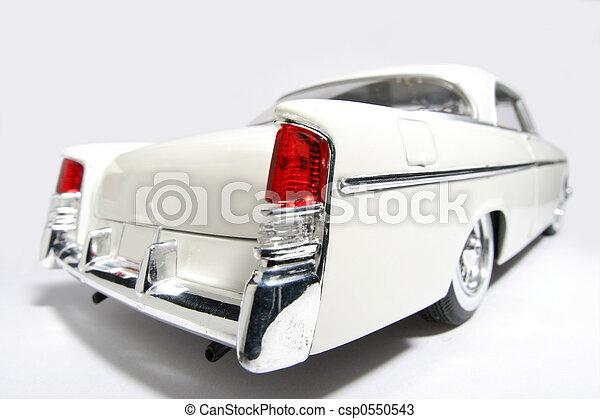 1956 classic US car - csp0550543